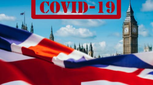 Coronavirus, COVID-19, SARS-CoV-2 în Marea Britanie, Anglia, Regatul Unit, Londra, carantină, lockdown