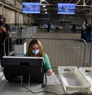 Alegeri SUA numărare voturi