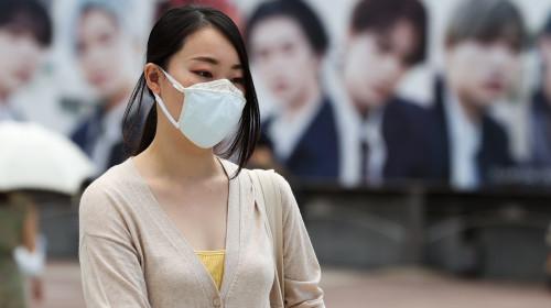 Japonia Coronavirus