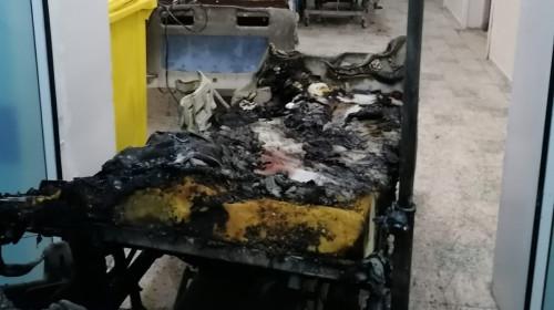 Pat ars de incendiu la Piatra Neamț în ATI