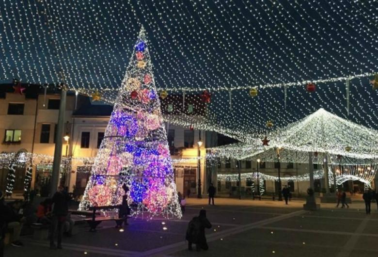 Târgul de Crăciun de la Craiova