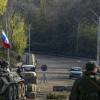 Punct de verificare rusesc în Nagorno-Karabah