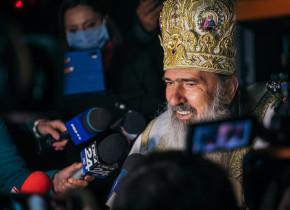 Înaltpreasfințitul Teodosie, arhiepiscopul Tomisului, Constanța, biserică