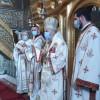 Slujbă la Catedrala din Arhiepiscopia Dunării de Jos Galați