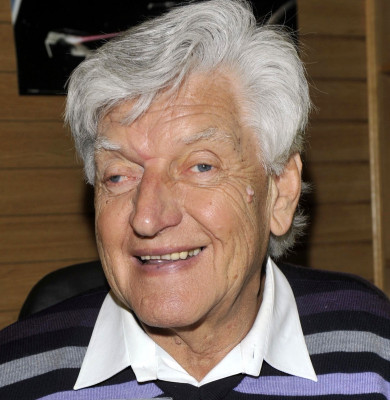 *STOCK IMAGES* David Prowse: Darth Vader actor dies aged 85