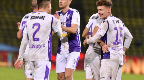 FC Argeș - FC Hermannstadt