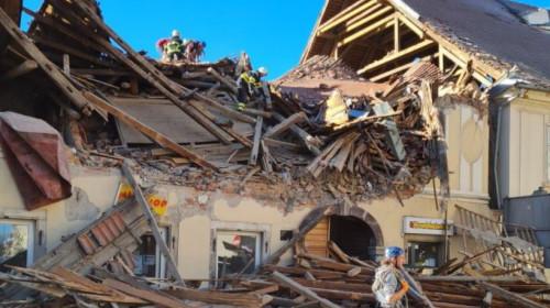 Cutremur în Croația