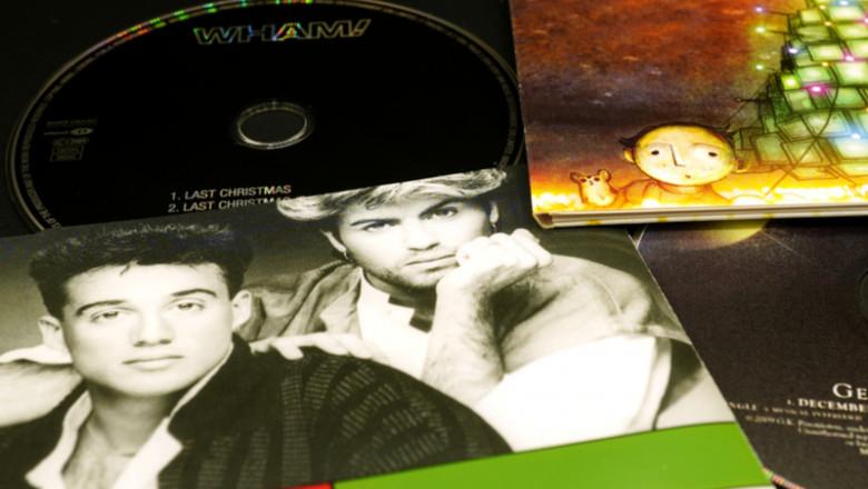 Last Christmas cu George Michael din trupa Wham