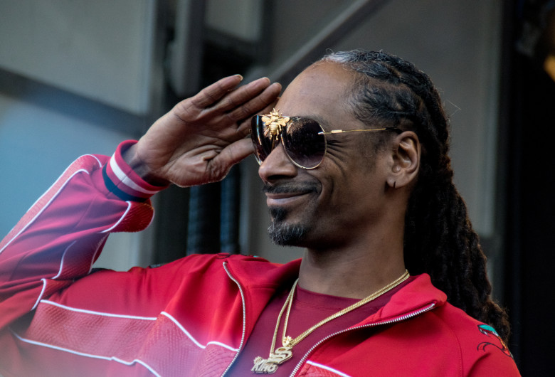 Snoop Dogg shutterstock_1102574936