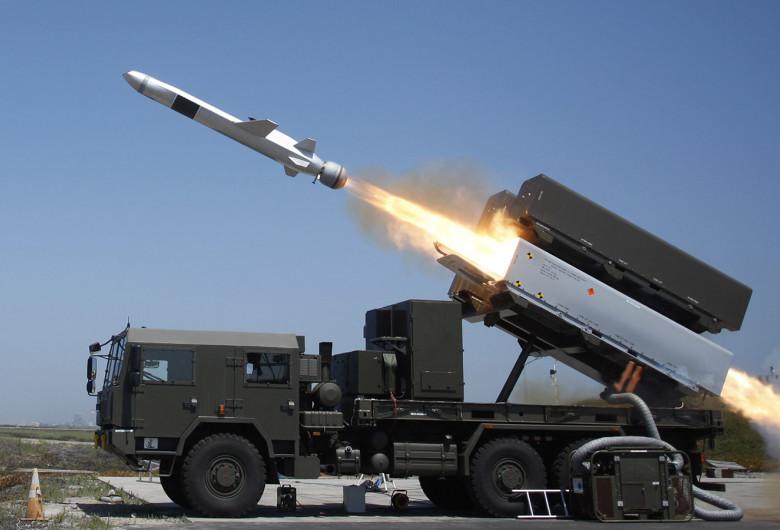 Sistem de rachete antinavă (Naval Strike Missile - NSM)