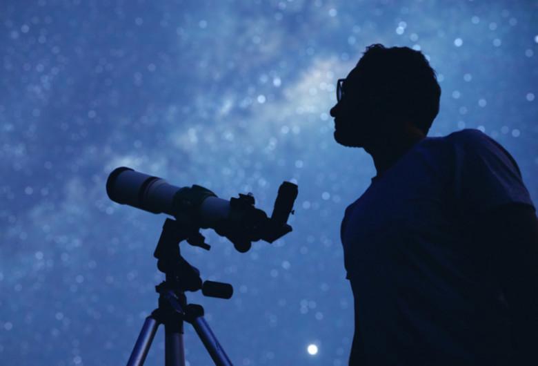 Astronomie, planete, observator, telescop, spațiu, cer