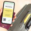 Certificat sau pașaport de vaccinare anti-COVID-19, coronavirus, SARS-CoV-2, călătorii, turism, imunizare
