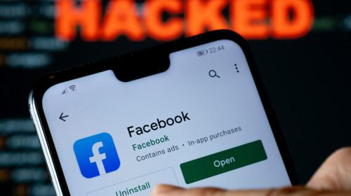 Scurgere de informații la Facebook, hackeri, conturi sparte de socializare