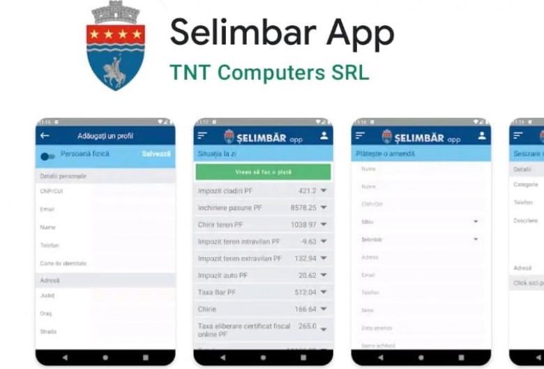 Șelimbăr App