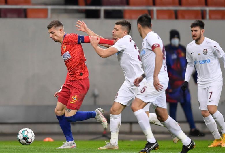 FCSB - CFR Cluj