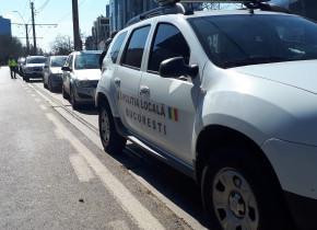 masini politia locala