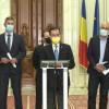 Coaliția de guvernare - Cîțu, Barna, Orban, Hunor