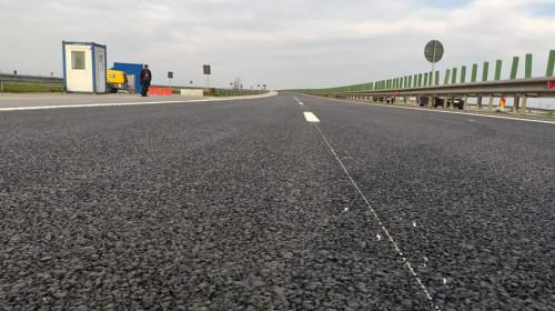 Autostrada A2, tronsonul de drum București-Fundulea, infrastructură rutieră CNAIR