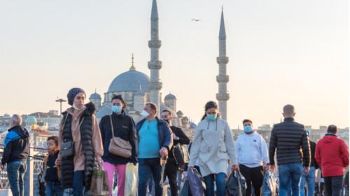 Turcia, turism, Istanbul, coronavirus, COVID-19 mască