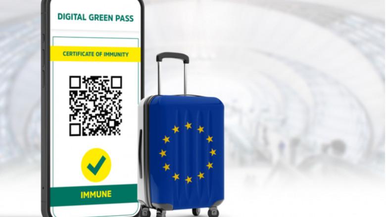 Certificat verde digital sau pașaport de vaccinare anti-COVID-19 coronavirus