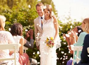Nuntă, cununie, petrecere de căsătorie