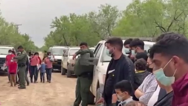 migranti captura