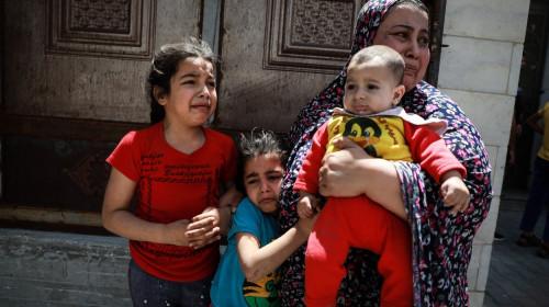 Conflict în Palestina, Gaza