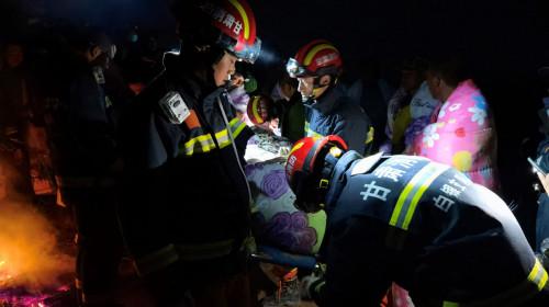 Sportivi morți la un ultramaraton din China