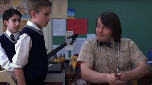 scenă din School of Rock