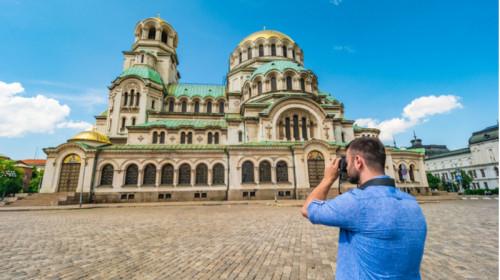 Bulgaria, catedrala Alexander Nevsky din Sofia