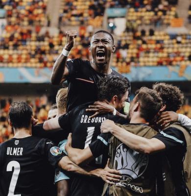 Austria câștigă la EURO 2020