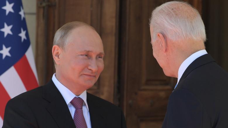 Switzerland Putin Biden Summit