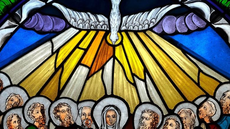 Rusaliile, Pogorârea Duhului Sfânt, Cincizecimea, creștinism, religie, sărbătoarea Bisericii