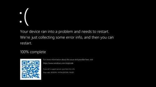 Black Screen of Death, ecran negru, eroare de Windows 11, computer, IT, calculator