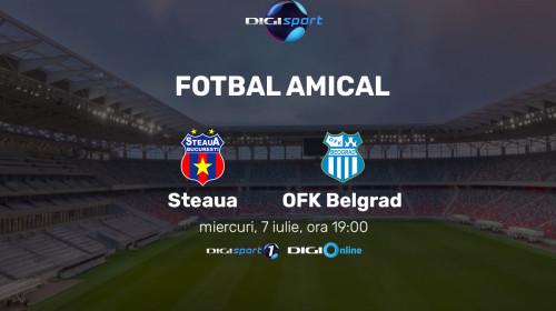 Steaua - OFK Belgrad