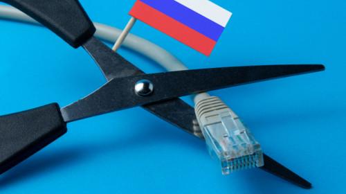 Rusia fără internet, cablu de rețea, Moscova, Kremlin, WWW