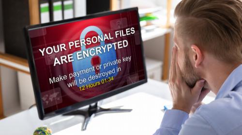 Atac cibernetic de tip ransomware comis de hackeri