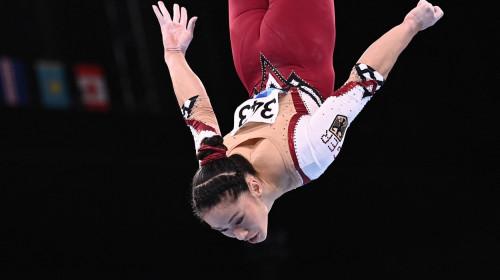 Protest al gimnastelor din echipa Germaniei la Jocurile Olimpice