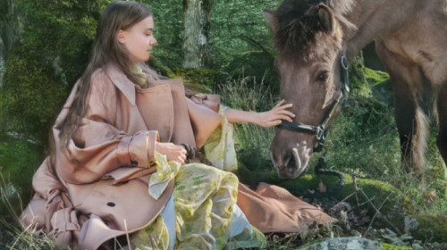 Greta Thunberg pe coperta Vogue Scandinavia
