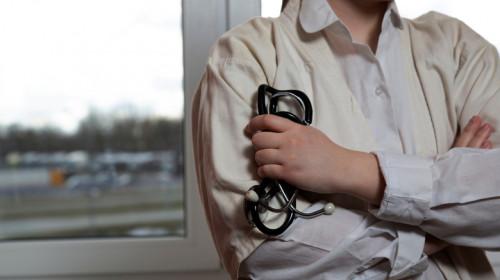 Doctor, medic, stetoscop