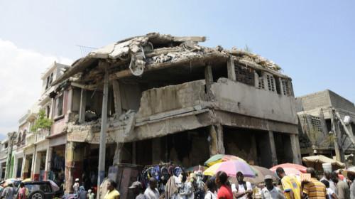 Cutremur seism în Haiti, 27 august 2010
