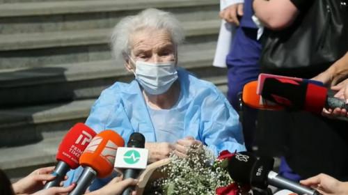 Bătrână de 111 ani din Georgia, vindecată de coronavirus