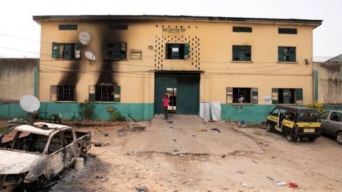 Închisoare din Nigeria
