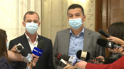 Alfred Simonis și Sorin Grindeanu