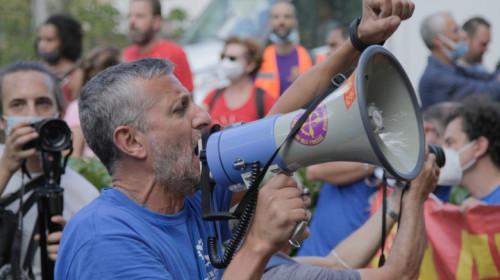 Protest, grevă generală în Italia
