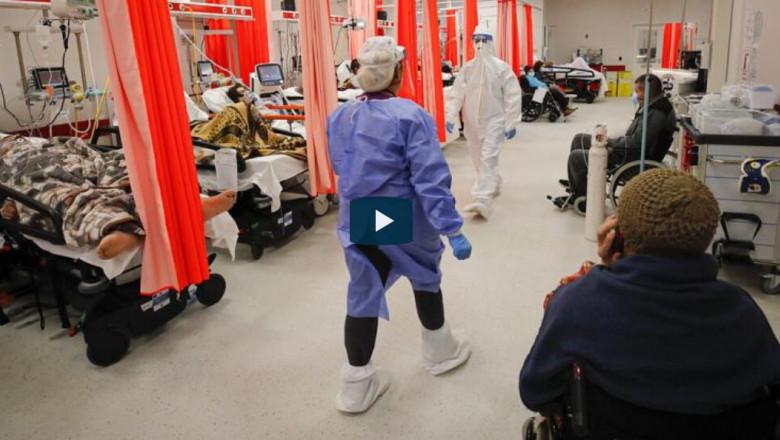 euronews spitale romania