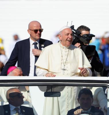 Pope Francis Visits Abu Dhabi