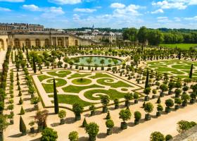 Versailles,,France:,Gardens,Of,The,Versailles,Palace,Near,Paris,,France.
