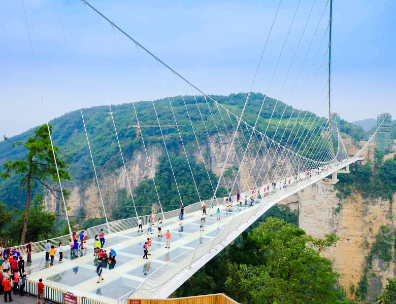 Zhangjiajie,china-september,04,2016,:,Zhangjiajie's,National,Forest,Park,The,Grand,Canyon