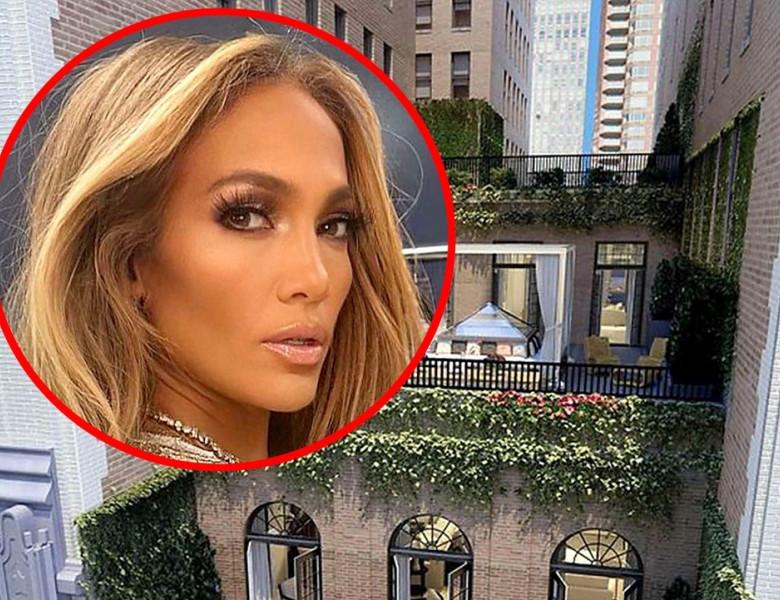 Jennifer Lopez penthouse